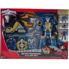 Power Rangers Ninja Acero astro Megazord & garra Set Figuras De Acción
