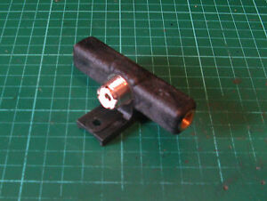 T Piece 3/8 Dipole Centre for 3/8 stud antenna universal for all radio brands