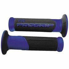 Progrip 732 Superbike Soft Handlebar Handle Bar Hand Grip R1 R6 ZX Ninja 732BLBK