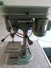 Tischbohrmaschine Keilriemen Antrieb Höhe 60 cm