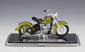 Brand new 1:18 Harley-Davidson 1953 74FL Hydra Glide motorcycle model with box
