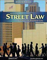 Street Law: A Course En Pratique Law Couverture Rigide Lee P.Arbetman