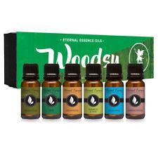Woodsy - Gift Set of 6 Premium Fragrance Oils - 10ML