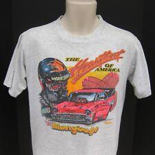 Mongoose Tom McEwen Heartbeat Of America Shirt Size Medium VTG Chevrolet Revell