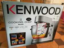 KENWOOD Cooking Chef MAJOR KM096 COMPLETA impastatrice planetaria robot cucina