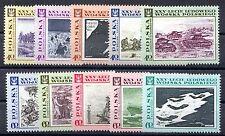 Poland - 1968 25 years army - Mi. 1872-81 MNH