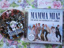 Mamma Mia! (The Movie Soundtrack) Polydor Records 1774183 stickered UK CD Album