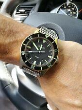 Zenton B43 Bronze Diver Watch, Swiss ETA 2824-2, polished