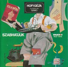 Geza Hofi - Szabhatjuk [New CD]