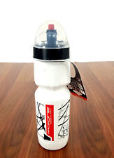 RaceOne One Touch 750 Water Bottle 750ml White