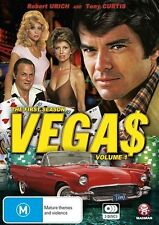 Vegas : Series 1 : Part 1 (DVD, 2010, 3-Disc Set) Pre Owned Free Postage