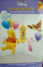 L@@K 2 GIANT POOH AND FRIENDS SCENE SETTERS OVER 5 FT HIGH