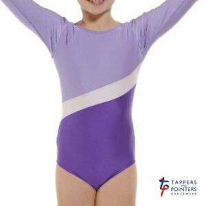 CLOSING DOWN SALE - 75% OFF Tappers and Pointers Lycra Blocks Leotard