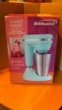 Brentwood Classic Shake Mixer, 15oz Capacity, Adjustable Height - BRAND NEW