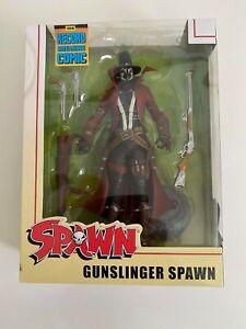 "McFarlane Toys Gunslinger Spawn Deluxe 7"" Action Figure Sealed"