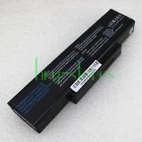 Laptop 5200mah Battery For ASUS A32-K72 A32-N71 70-NXH1B1000Z 70-NZY1B1000Z
