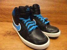 Nike Backboard II Black Hi Top  Casual Trainers Size UK 5.5  EU 38.5