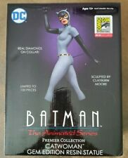 Batman Animated Premier Collection Catwoman Gem Edition SDCC 2018 Statue /100