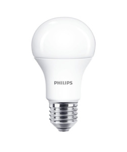Philips E27 10.5W 1053lm Classic Warm white LED Light bulb , pack of 2