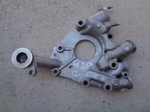 2012 LEXUS IS250 ENGINE OIL PUMP OEM