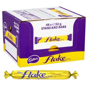 Cadbury Flake Chocolate Bar 32g Chocolate Gift Flake Bar Chocolate Gift 10-48Pcs