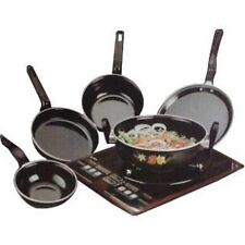 Hard Coat Induction Cookware (Set Of 5)