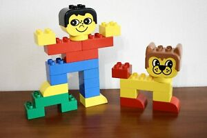 Lego Duplo Basi Set 2361-1 Matt and Mutt Building Set 100% complete
