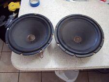 "Vintage Zenith Speaker 12"" of cabinet SR-3 Ravinia"
