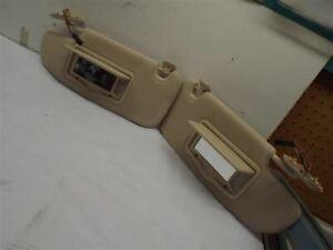 Driver Sun Visor Illuminated Garage Door Opener Fits 10-12 MKZ 199174
