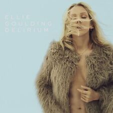 ELLIE GOULDING CD - DELERIUM [EXPLICIT](2015) - NEW UNOPENED - POP ROCK
