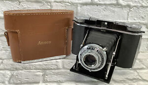 Vintage ANSCO Standard Speedex Camera B2/120 - 90MM  f6.3 Lens