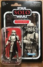 """Hasbro Star Wars Solo Kenner 3.75"""" Stormtrooper (Mimban)The Vintage Collection"""