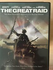 Benjamin Bratt, James Franco THE GREAT RAID ~ 2005 World War II Film | US R1 DVD
