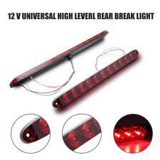 Universal Third 3rd Tail Light High Mount Brake Stop Lamp 11 LED Bus Truck Car