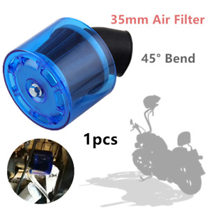 35mm 45° ATV PIT Dirt Bike Splash Proof Plastic Cover Air Filter For Motorcycle