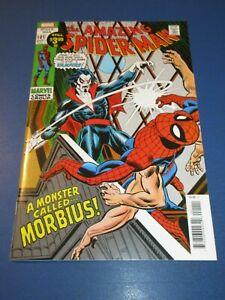 Amazing Spider-man #101 1st Morbius Facsimile Reprint Key NM gem