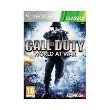 Call of Duty: World at War (Xbox 360) BRAND NEW SEALED CLASSICS RANGE