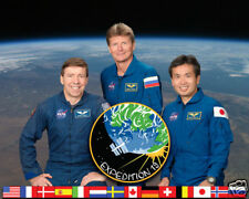 INTERNATIONAL SPACE STATION EXPEDITION 19 8x10 PHOTO