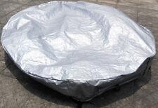 Winterwise! Round spa cover cap 200cm diameter 12 inch 30cm high
