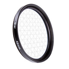 Universal 49mm 8PT 8 Cross Star Effect Lens Filter Eight Point Line DSLR Camera