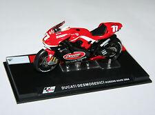 IXO - DUCATI DESMOSEDICI Rubens Xaus (2004) Moto GP Model Scale 1:24