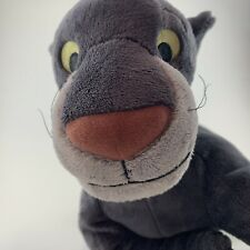 "Disney The Jungle Book 12"" Plush Bagheera Black Panther Stuffed Animal"
