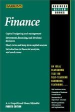 Finance by Angelico A. Groppelli, Ehsan Nikbakht (20...