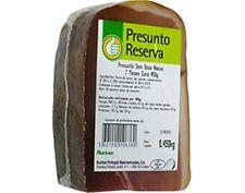 450 gr / 16 oz Portuguese Chunk HAM / PRESUNTO /JAMÓN/PROSCIUTTO Cure 7 months