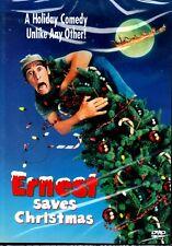 NEW DVD- ERNEST SAVES CHRISTMAS - Jim Varney, Douglas Seale, GREAT KIDs MOVIE