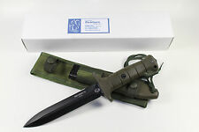NEW GERMAN EICKHORN RECONDO IV. SUPERB COMBAT SURVIVAL KNIFE WITH SHEATH *LOOK*!
