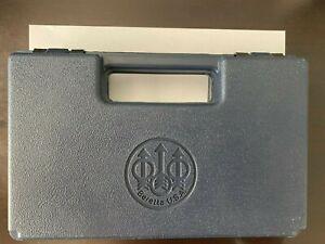 Beretta USA 92 92FS 94 96A Factory Pistol Hard Case - Rare Find