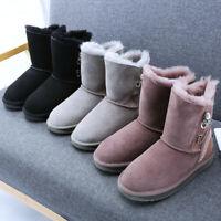 Women UGG Boots Premium Australian Sheepskin Wool Inner Classic Water Resistant