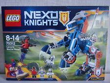 Lego Nexo Knights 70312 Lance's Mecha Horse - NEU & OVP