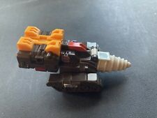 Transformers G1 Original Vintage 1980s Nosecon Technobot Figure Lot